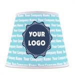 Logo & Company Name Empire Lamp Shade