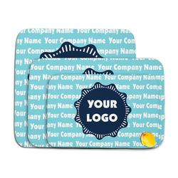 Logo & Company Name Memory Foam Bath Mat (Personalized)