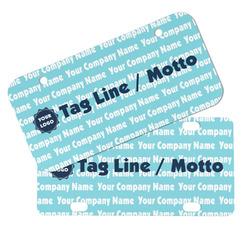 Logo & Company Name Mini/Bicycle License Plates