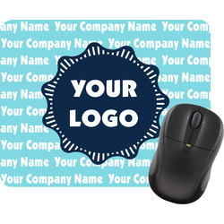 Logo & Company Name Mouse Pad (Personalized)