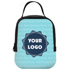 Logo & Company Name Neoprene Lunch Tote (Personalized)