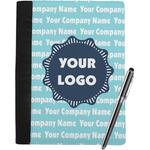 Logo & Company Name Notebook Padfolio (Personalized)