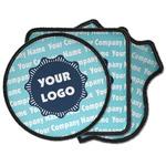 Logo & Company Name Iron on Patches