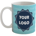Logo & Company Name Coffee Mug