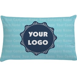 Logo & Company Name Pillow Case (Personalized)
