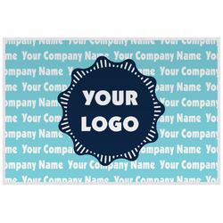 Logo & Company Name Laminated Placemat