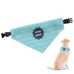 Logo & Company Name Dog Bandana (Personalized)