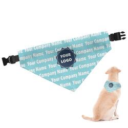 Logo & Company Name Dog Bandana (Personalized)
