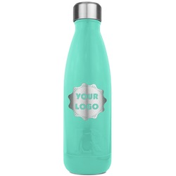 Logo & Company Name RTIC Bottle - Teal (Personalized)