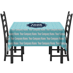 Logo & Company Name Tablecloth (Personalized)
