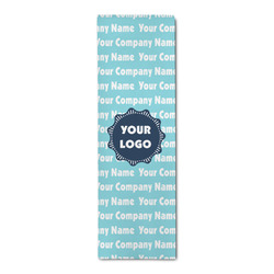 Logo & Company Name Runner Rug - 3.66'x8' (Personalized)