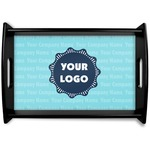 Logo & Company Name Wooden Trays (Personalized)