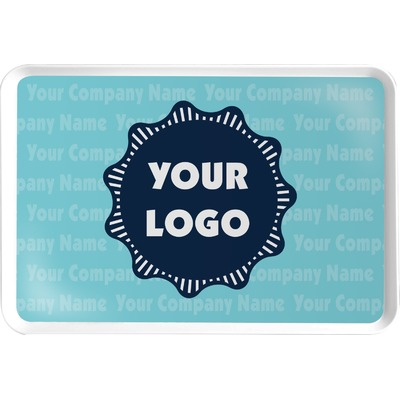Logo & Company Name Serving Tray (Personalized)