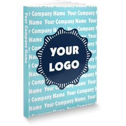 Logo & Company Name Softbound Notebook