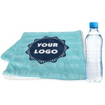 Logo & Company Name Sports & Fitness Towel (Personalized)