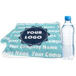 Logo & Company Name Sports & Fitness Towel (Personalized)