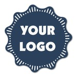 Logo & Company Name Graphic Decal - Custom Sizes (Personalized)