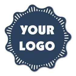 Logo & Company Name Graphic Decal - Custom Sized (Personalized)