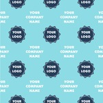 Logo & Company Name Wallpaper & Surface Covering