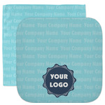 Logo & Company Name Facecloth / Wash Cloth (Personalized)