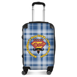 Hipster Dad Suitcase (Personalized)