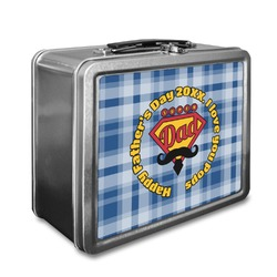 Hipster Dad Lunch Box (Personalized)