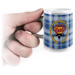Hipster Dad Espresso Mug - 3 oz (Personalized)