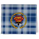 Hipster Dad Kitchen Towel - Full Print (Personalized)