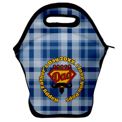 Hipster Dad Lunch Bag w/ Name or Text