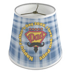 Hipster Dad Empire Lamp Shade (Personalized)
