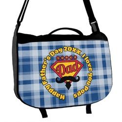 Hipster Dad Messenger Bag (Personalized)
