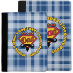 Hipster Dad Notebook Padfolio w/ Name or Text