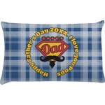 Hipster Dad Pillow Case (Personalized)