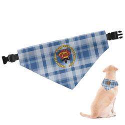 Hipster Dad Dog Bandana (Personalized)
