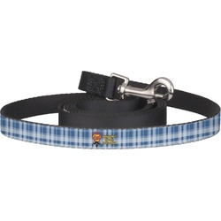 Hipster Dad Pet / Dog Leash (Personalized)
