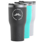 Hipster Dad RTIC Tumbler - 30 oz (Personalized)