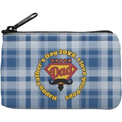 Hipster Dad Rectangular Coin Purse (Personalized)