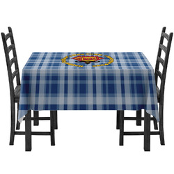 Hipster Dad Tablecloth (Personalized)