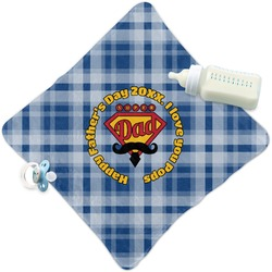 Hipster Dad Security Blanket (Personalized)