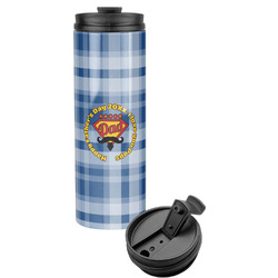 Hipster Dad Stainless Steel Tumbler (Personalized)