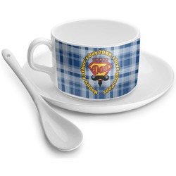 Hipster Dad Tea Cup - Single (Personalized)