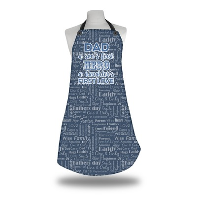 My Father My Hero Apron (Personalized)