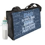 My Father My Hero Diaper Bag