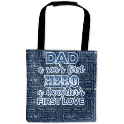 My Father My Hero Auto Back Seat Organizer Bag (Personalized)