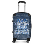 My Father My Hero Suitcase (Personalized)