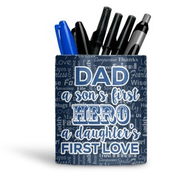 My Father My Hero Ceramic Pen Holder