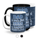 My Father My Hero Coffee Mugs