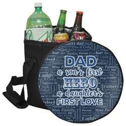 My Father My Hero Collapsible Cooler & Seat (Personalized)