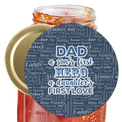 My Father My Hero Jar Opener (Personalized)