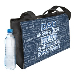 My Father My Hero Ladies Workout Bag (Personalized)